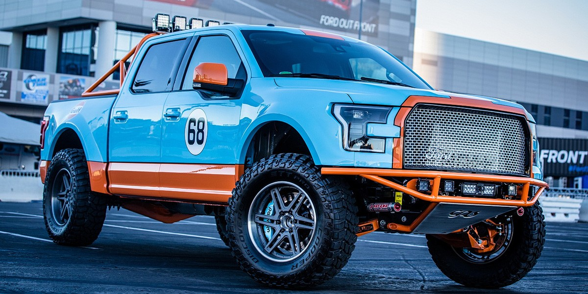 8) Ford Galpin Auto Sports F-150