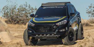 5) Hyundai Tucson Rockstar Performance