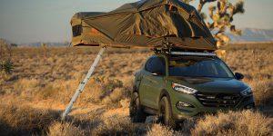 9) 2016 Hyundai Tucson JP Edition