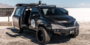 4) Toyota Ultimate Utility Vehicle
