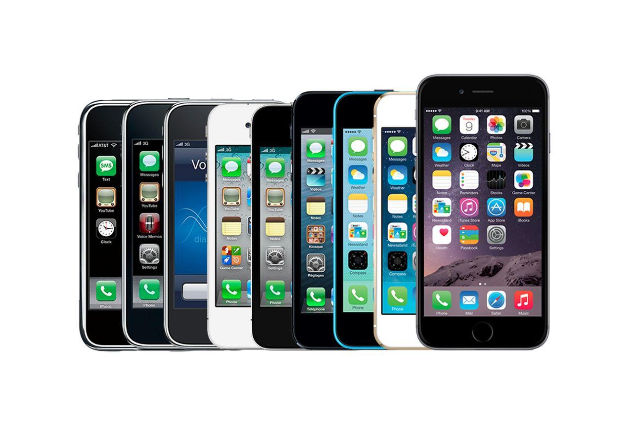 Телефоны айфон все модели цены фото отзывы цена
