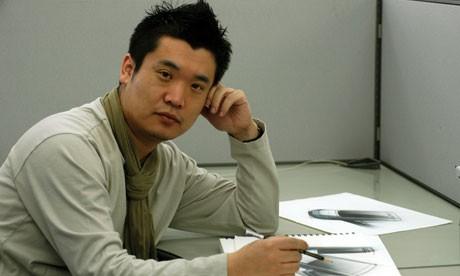 Samsung's mobile phone designer Lee Min-hyuk