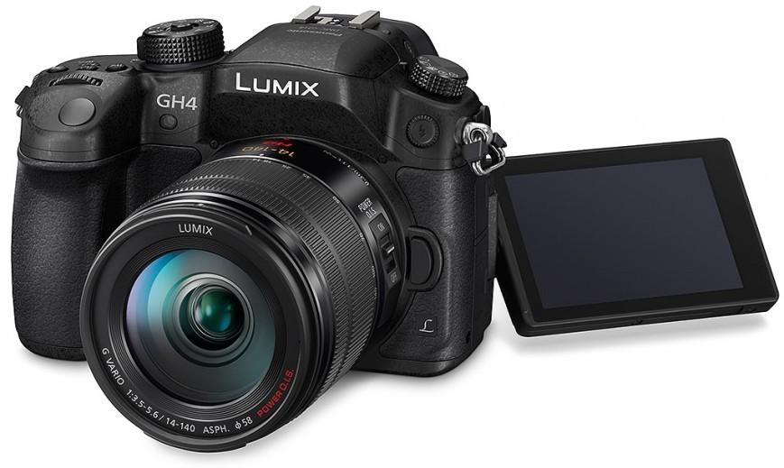 Камера Panasonic Lumix GH4