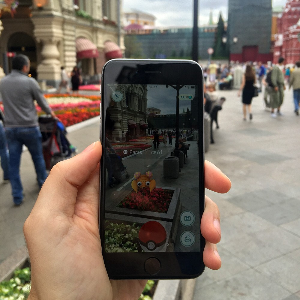 pokemon in moscow