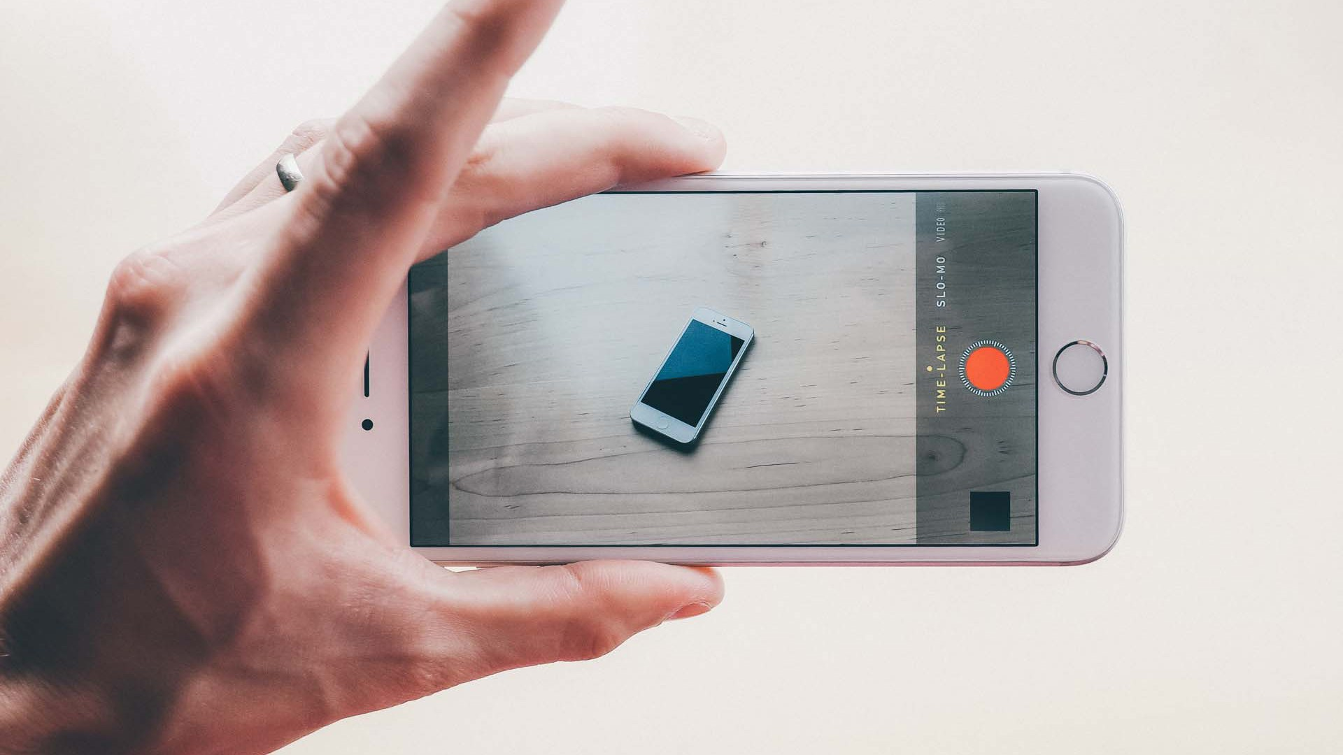 Как правильно делать фото на айфоне 6