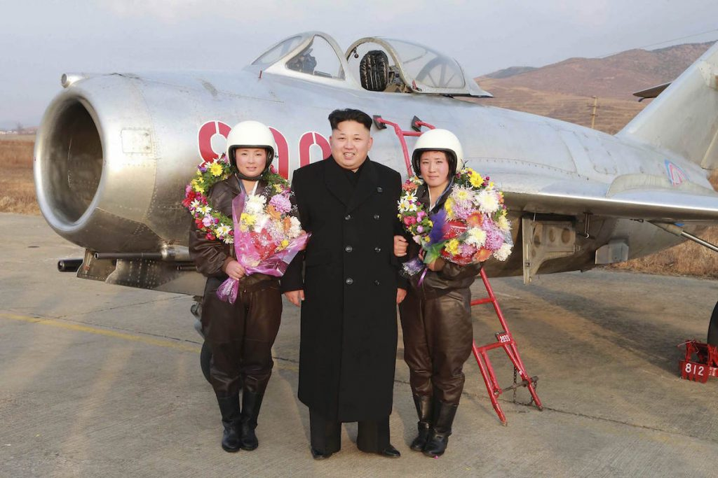24 миллиона жителей подчиняются власти Ким Чен Ына. Государство решает все вопросы жизни, включая причёски, длину стрижки и конечно же регулирует оборот электроники в стране.
