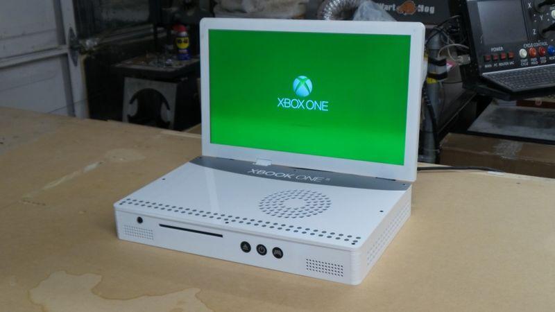 Модифицированная Xbox One S