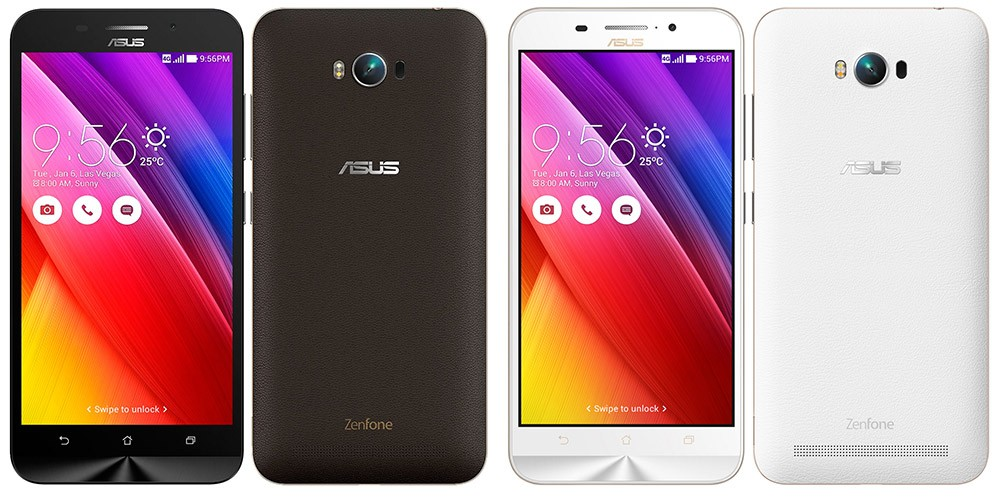 ASUS ZenFone Max big battery life