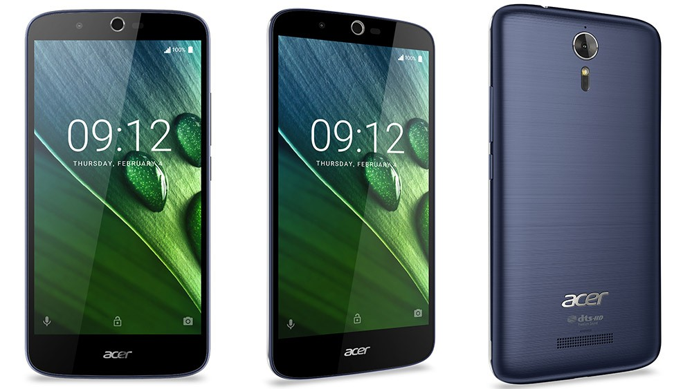 Acer Liquid Zest Plus with big battery