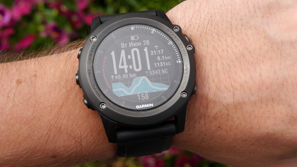Garmin Fenix 3 HR 3