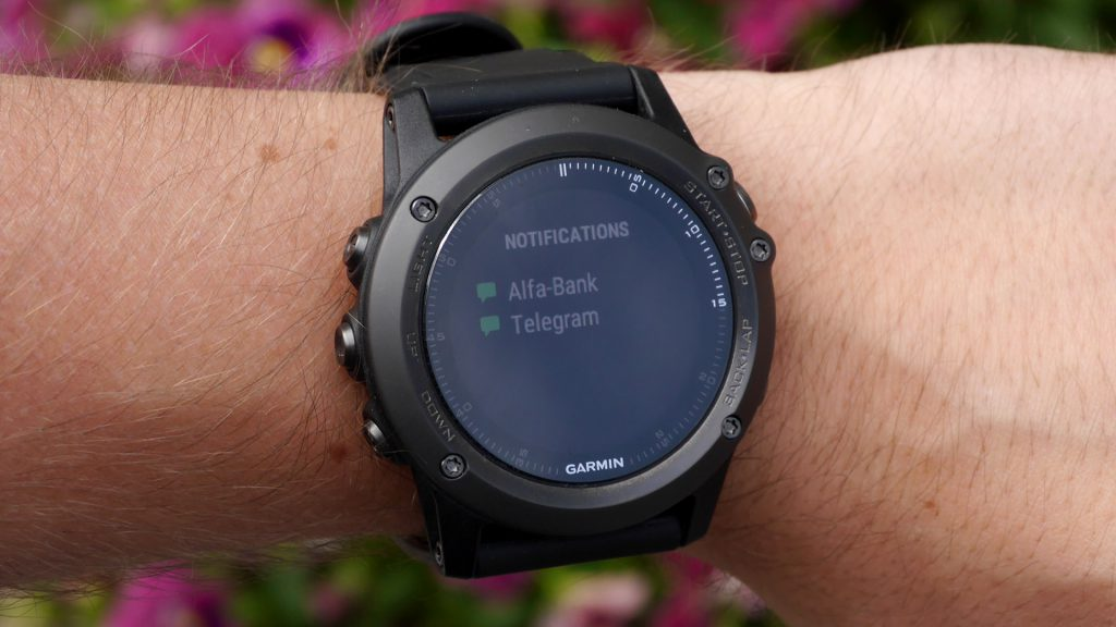 Garmin Fenix 3 HR 4