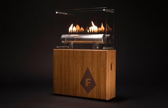 The Fireside Audiobox