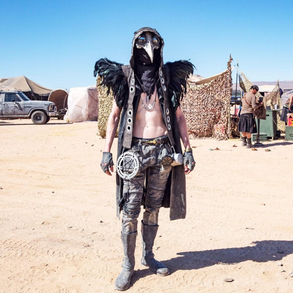 Воин птичьего племени