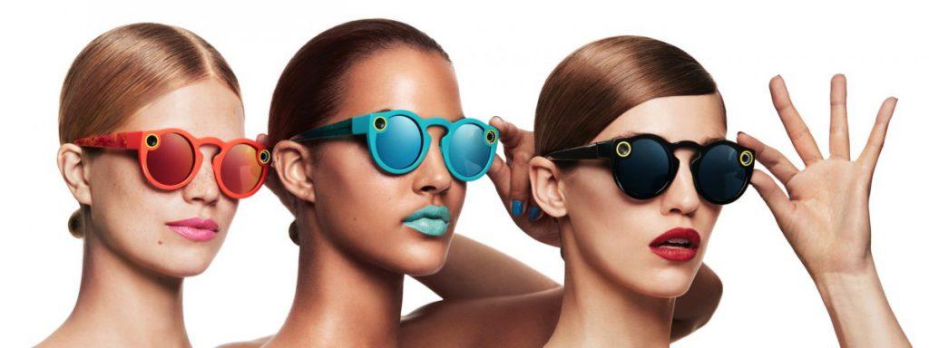 очки будут в трёх цветах