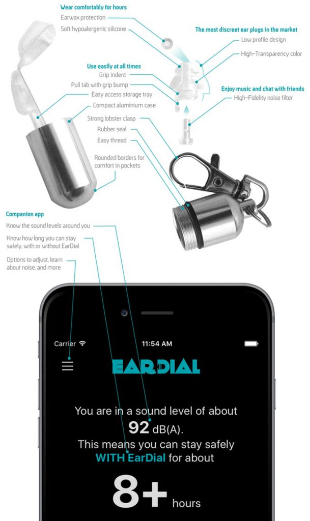 eardial