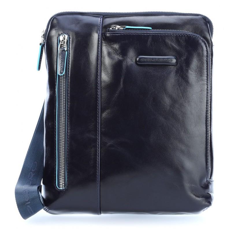 piquadro-borsello-porta-ipadipadair-tasca-per-lettore-mp3-e-passante-per-auricolari-blue-square-ca1816b2