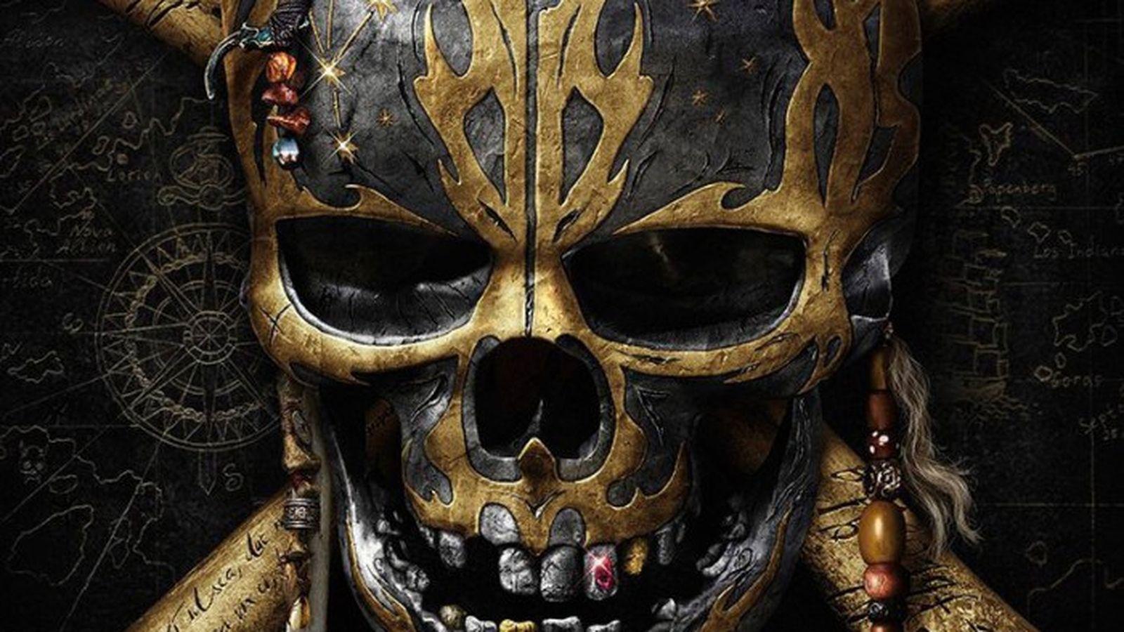Пираты Карибского моря: Мертвецы не рассказывают сказки кино орел