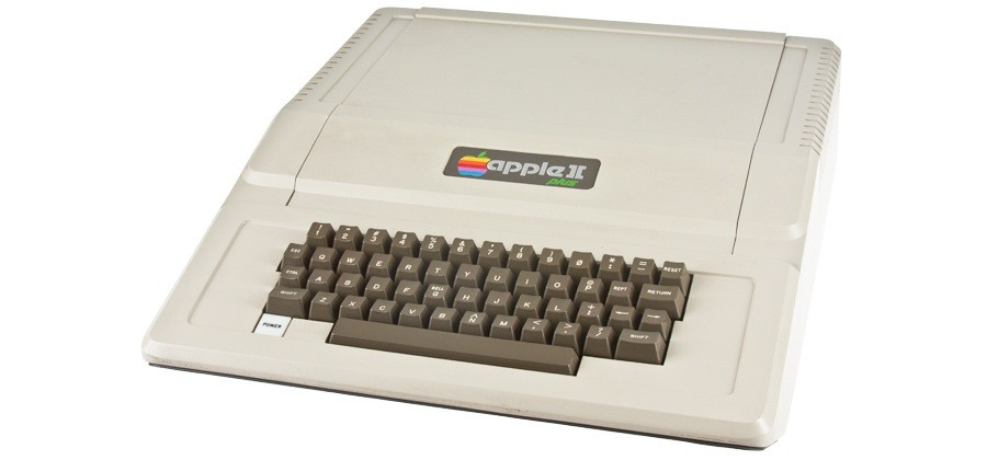Shrine Of Apple: Apple II Plus