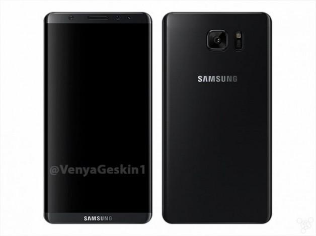 Похоже Galaxy S8 скопировал все лучшее у iPhone