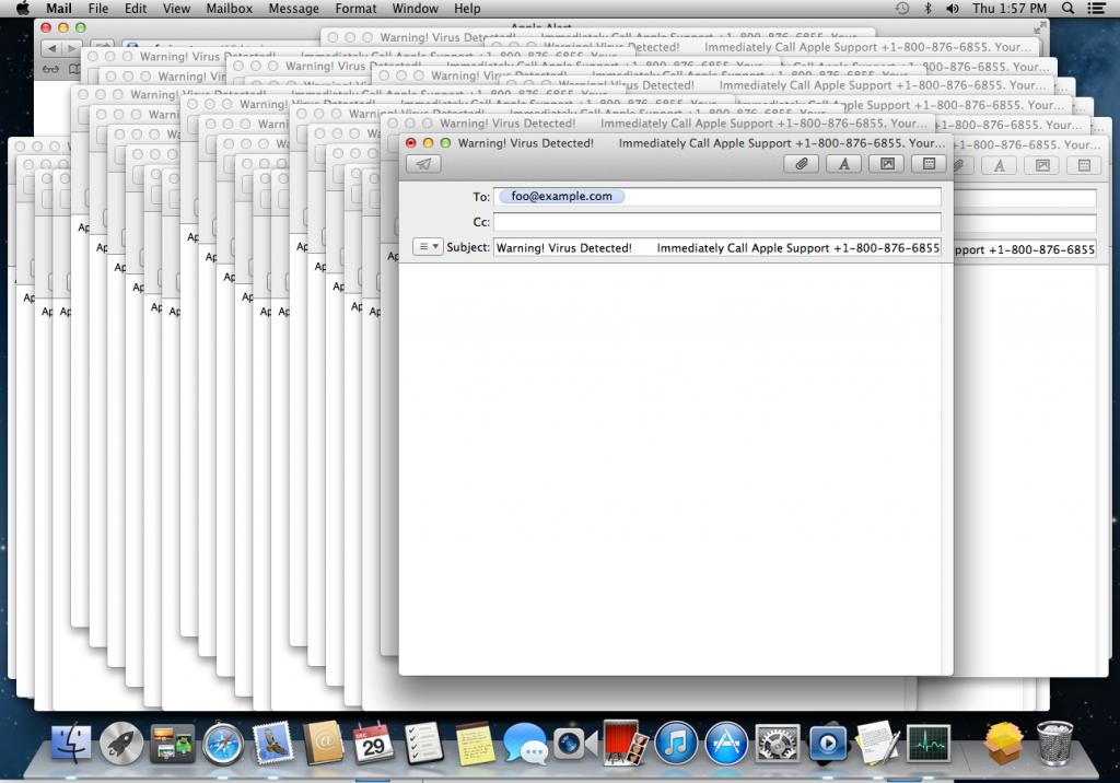 Обнаружен новый вирус на macOS
