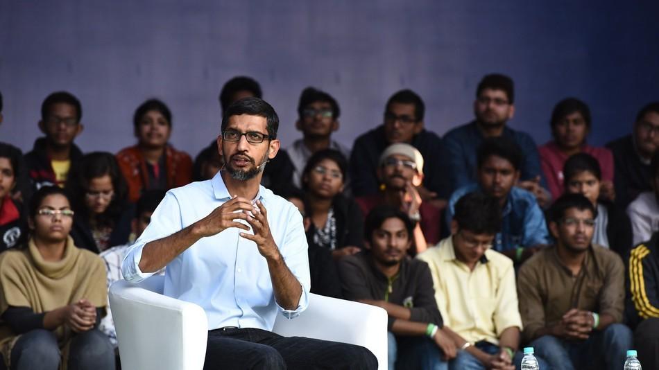 Глава Google считает, что нужно больше смартфонов за $30