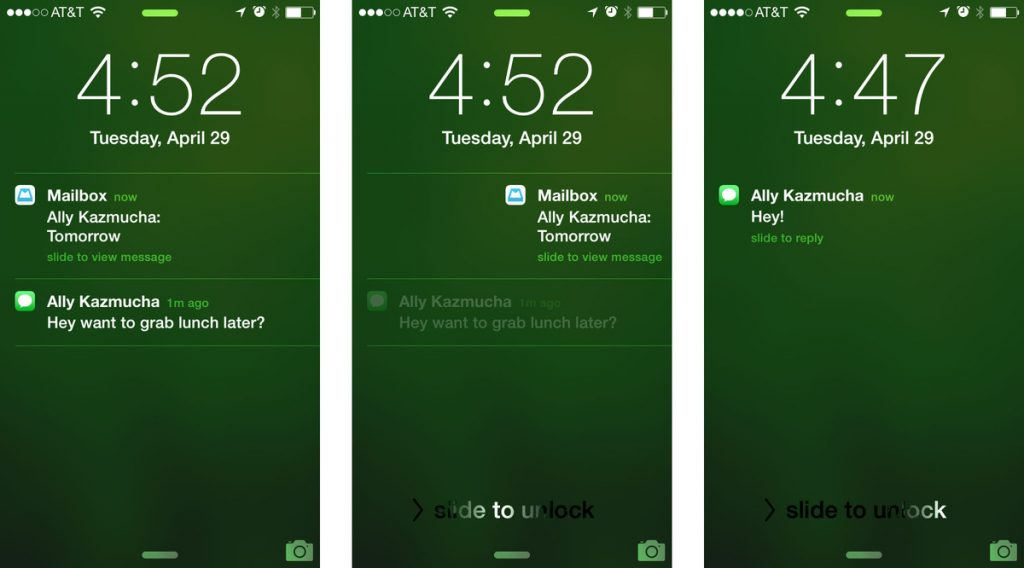 notification_center_iphone_lock_screen_examples