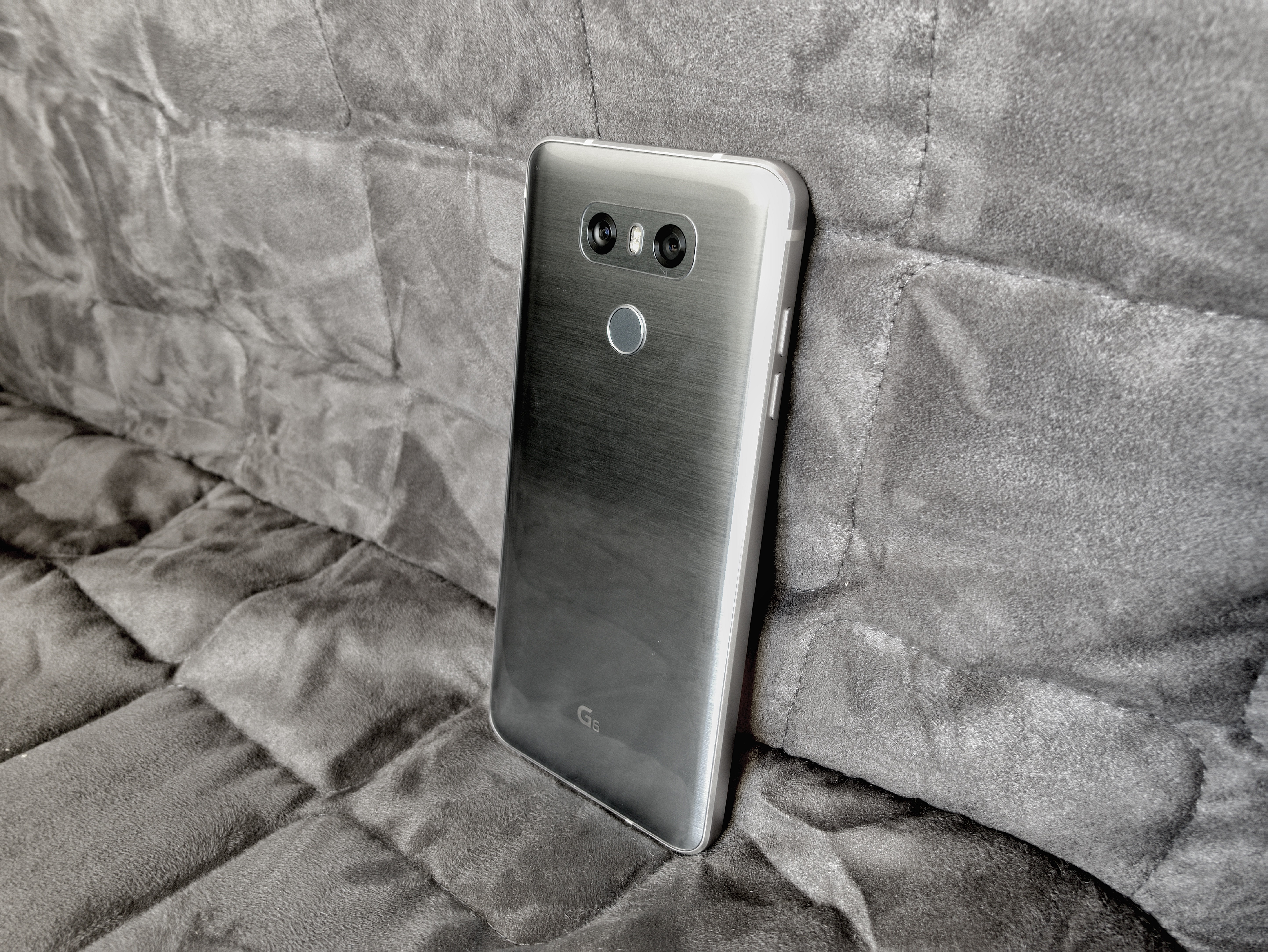 Первый взгляд на LG G6: а ведь могут, когда хотят!