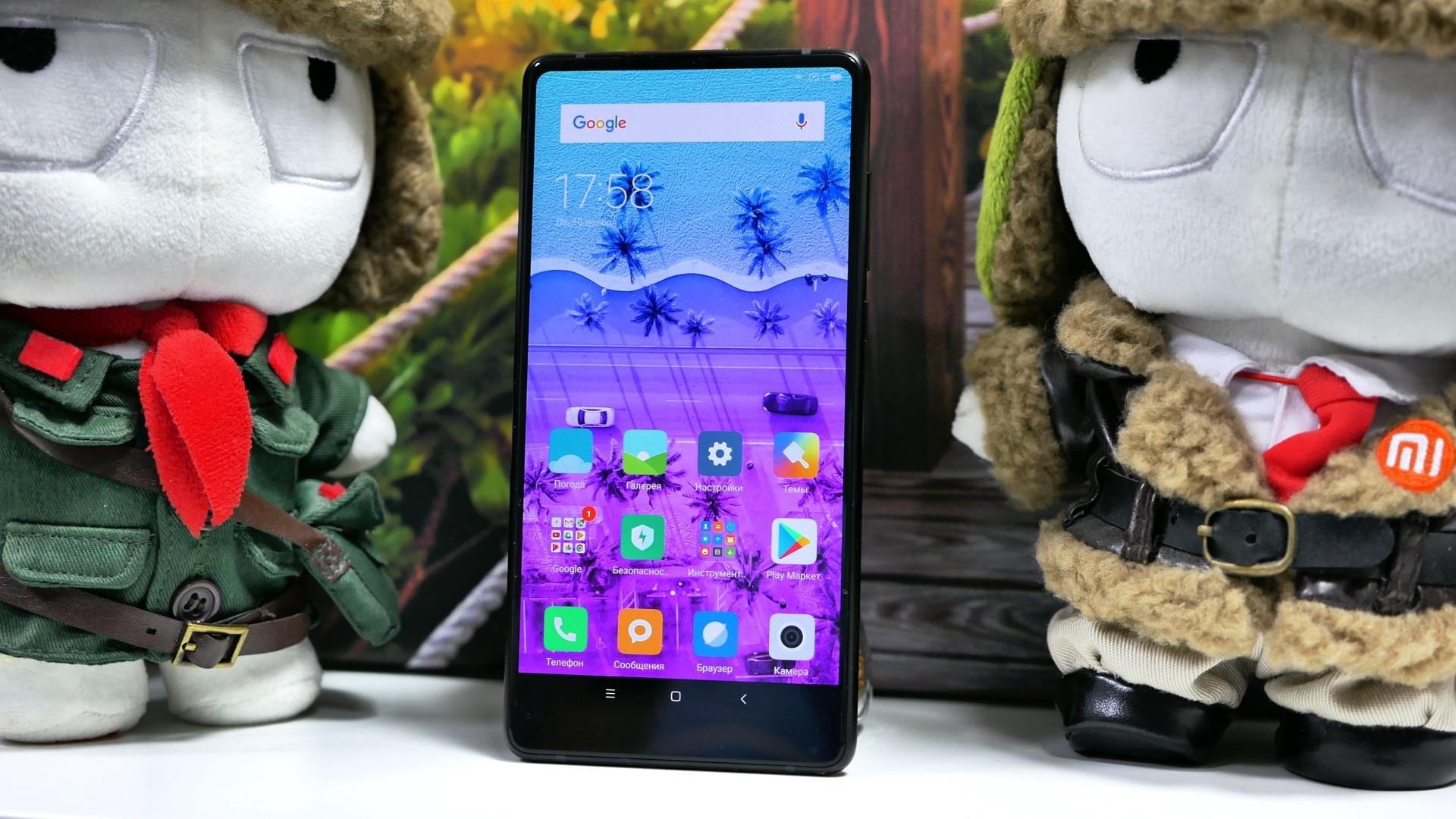 Чем Xiaomi порадует в начале декабря: Обзор Xiaomi Mi Mix 2: самый красивый китаец