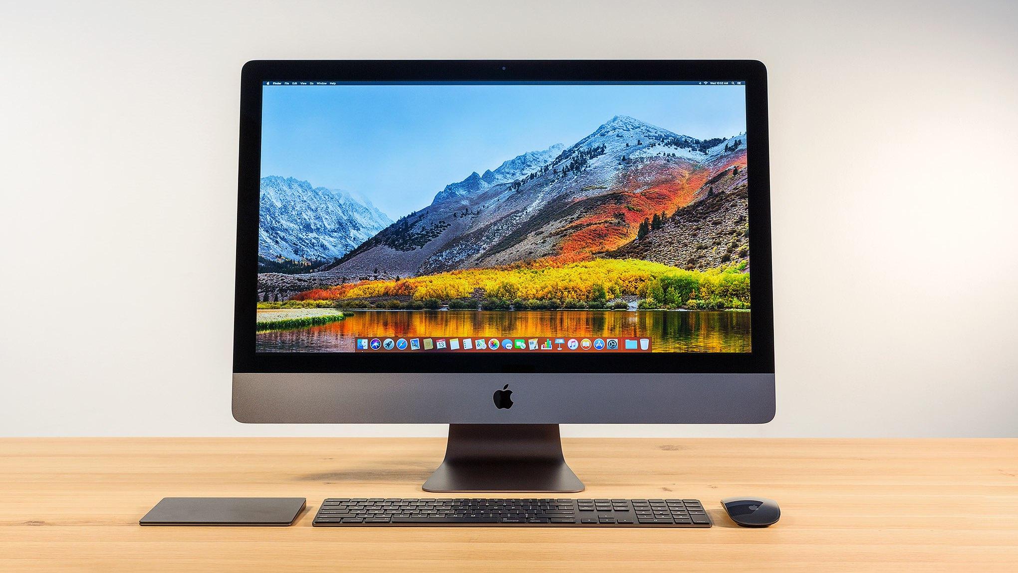 Моноблок Apple imac 27 retina 5k отзывы
