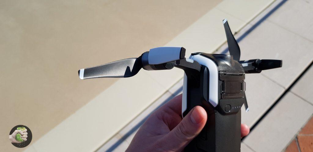 Mavic air как управлять заказать glasses для беспилотника в королёв
