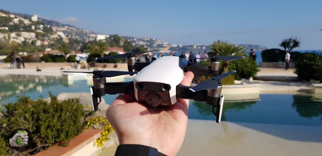 Фильтр нд64 для дрона мавик айр батареи для dji mavic pro