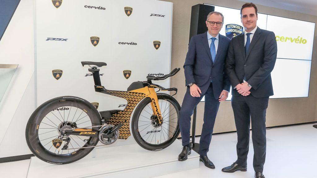Lamborghini велосипед
