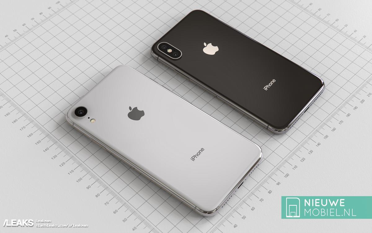 iPhone 9 iPhone X iPhone SE 2