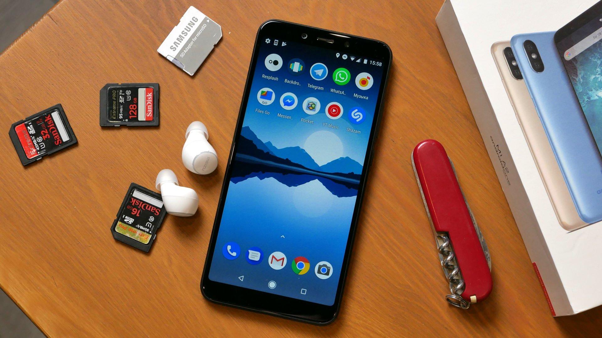 Краткий обзор Xiaomi MiA2 - Bad Android