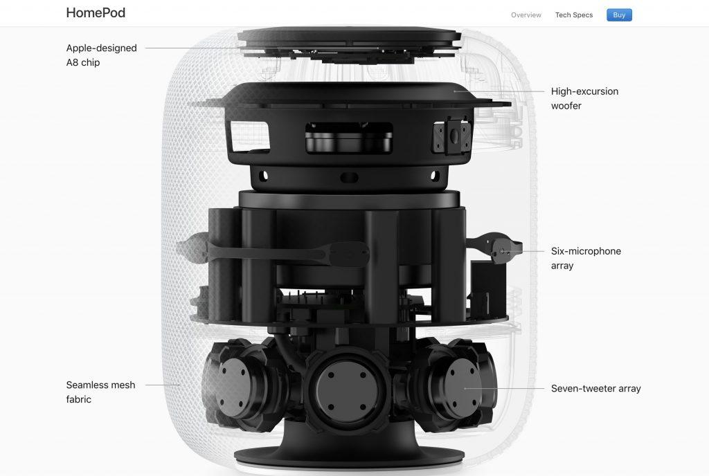 обзор умной колонки Bose Home Speaker 500 Wylsacom