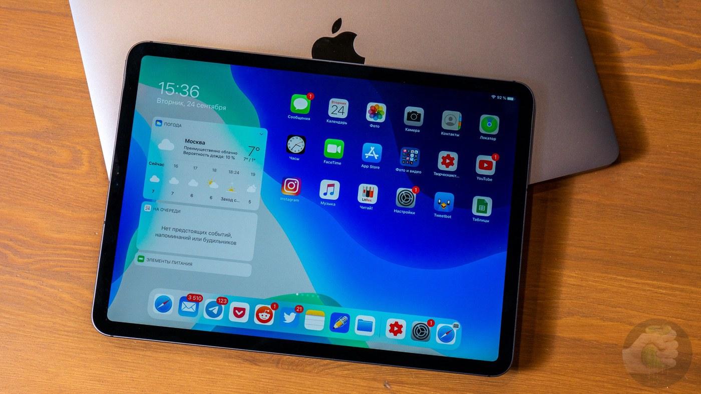 ipad 2 как замена ноутбуку