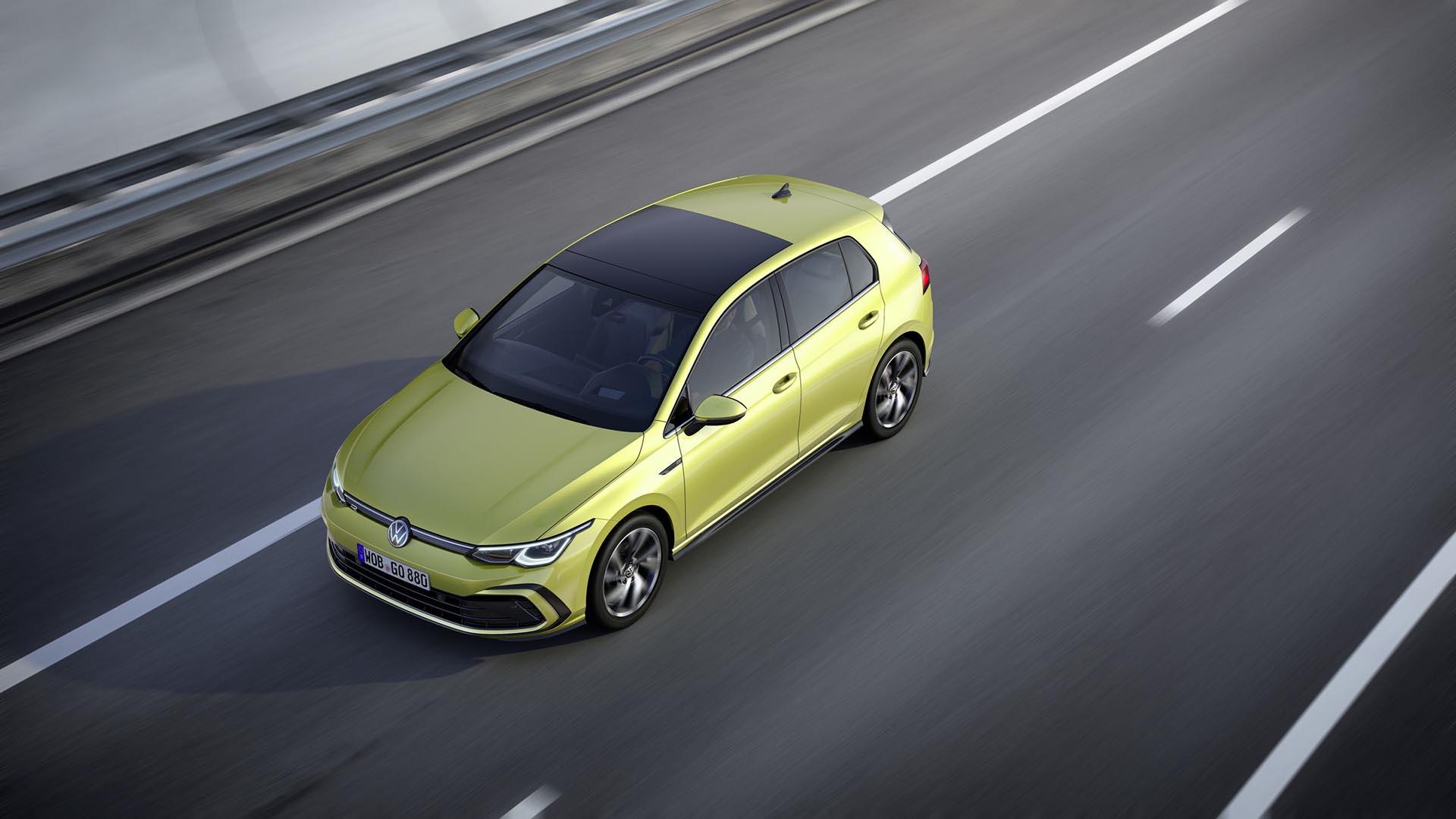 Фольксваген Гольф 2020 - фото и цена, комплектации и характеристкики нового Volkswagen Golf 8