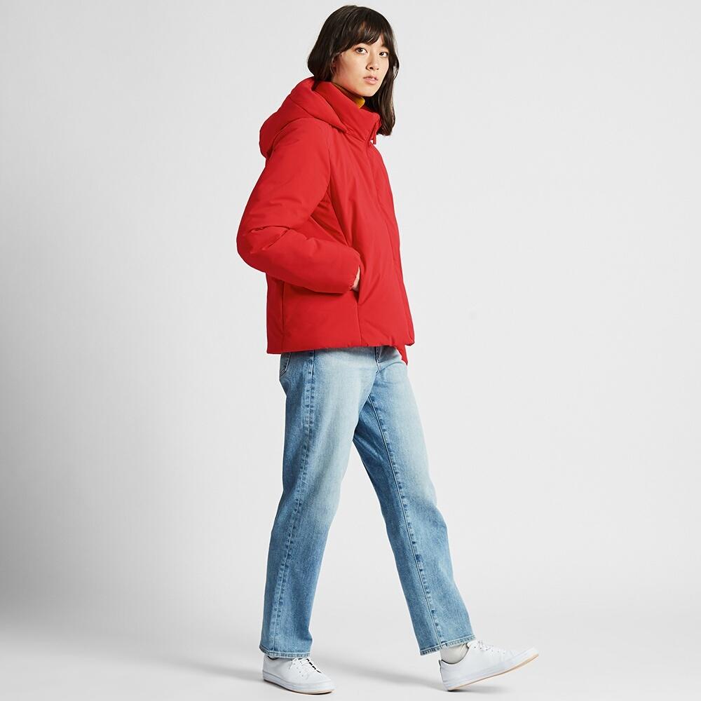 Uniqlo зимние куртки