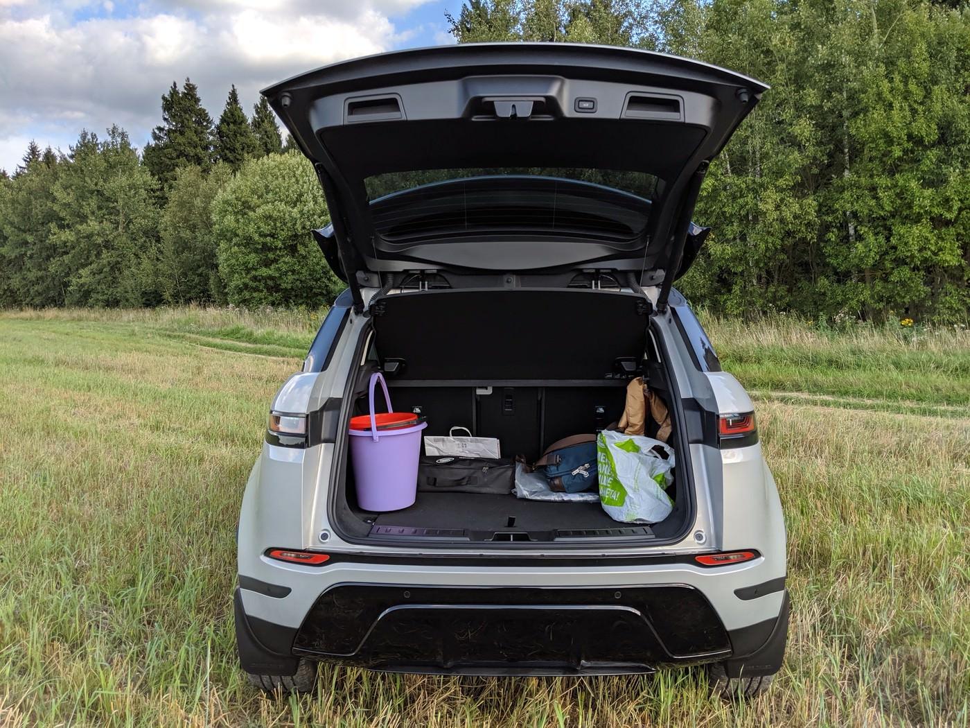 Range Rover Evoque 2019 13