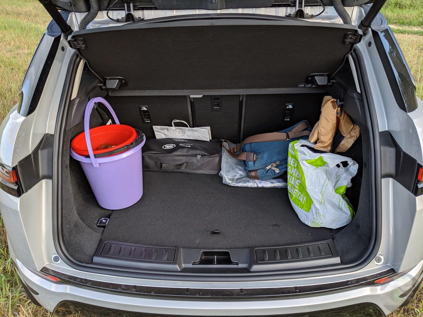 Range Rover Evoque 2019 14