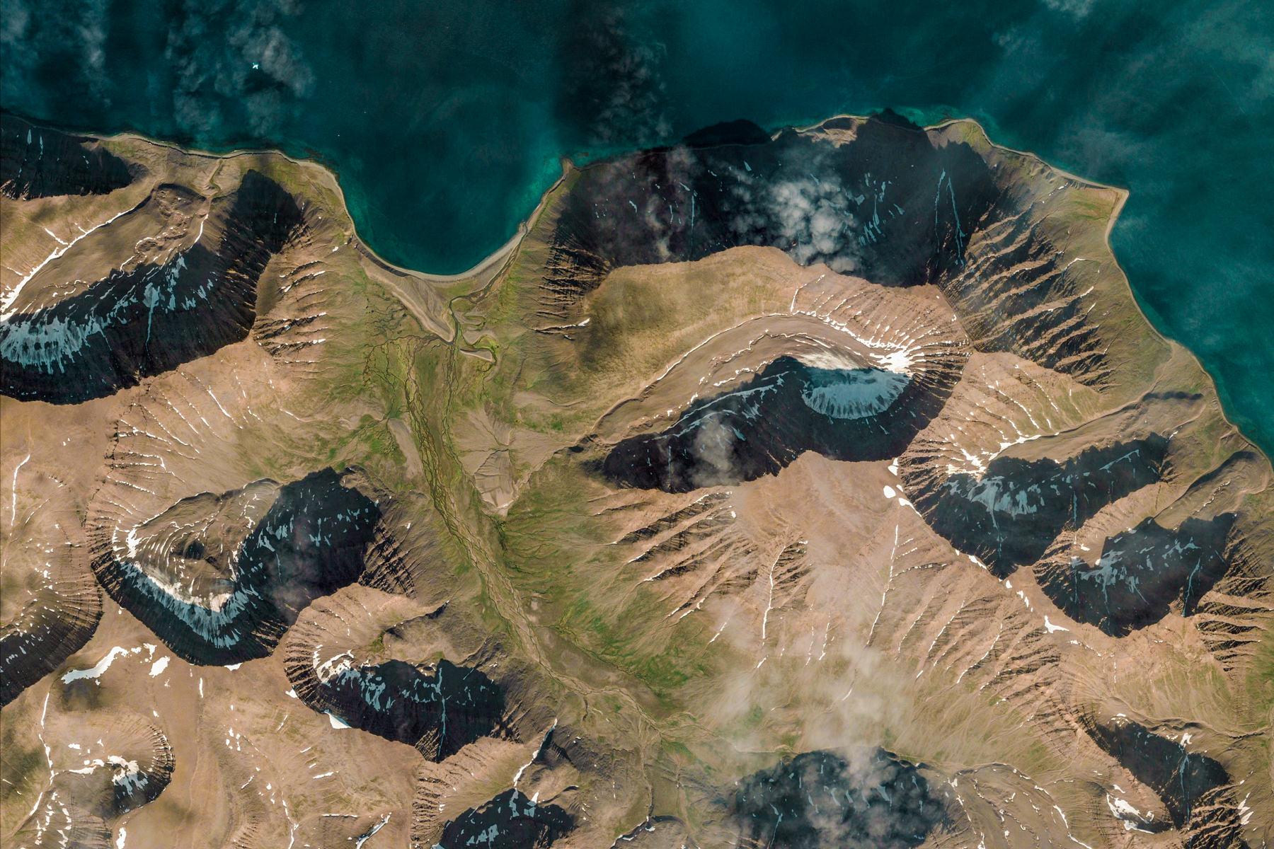нежная фотографии со спутника гугл земля забеременела