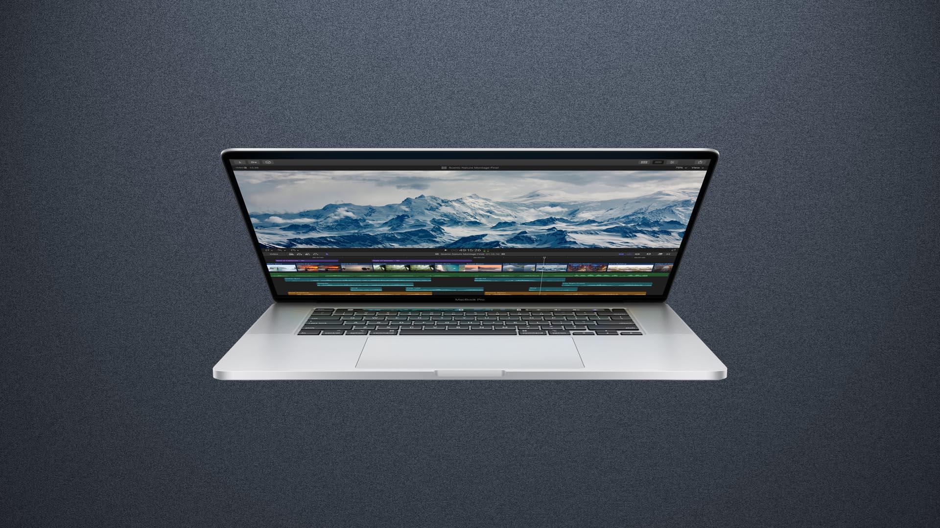 В 2021-м выйдет MacBook в новом дизайне. А новая ...