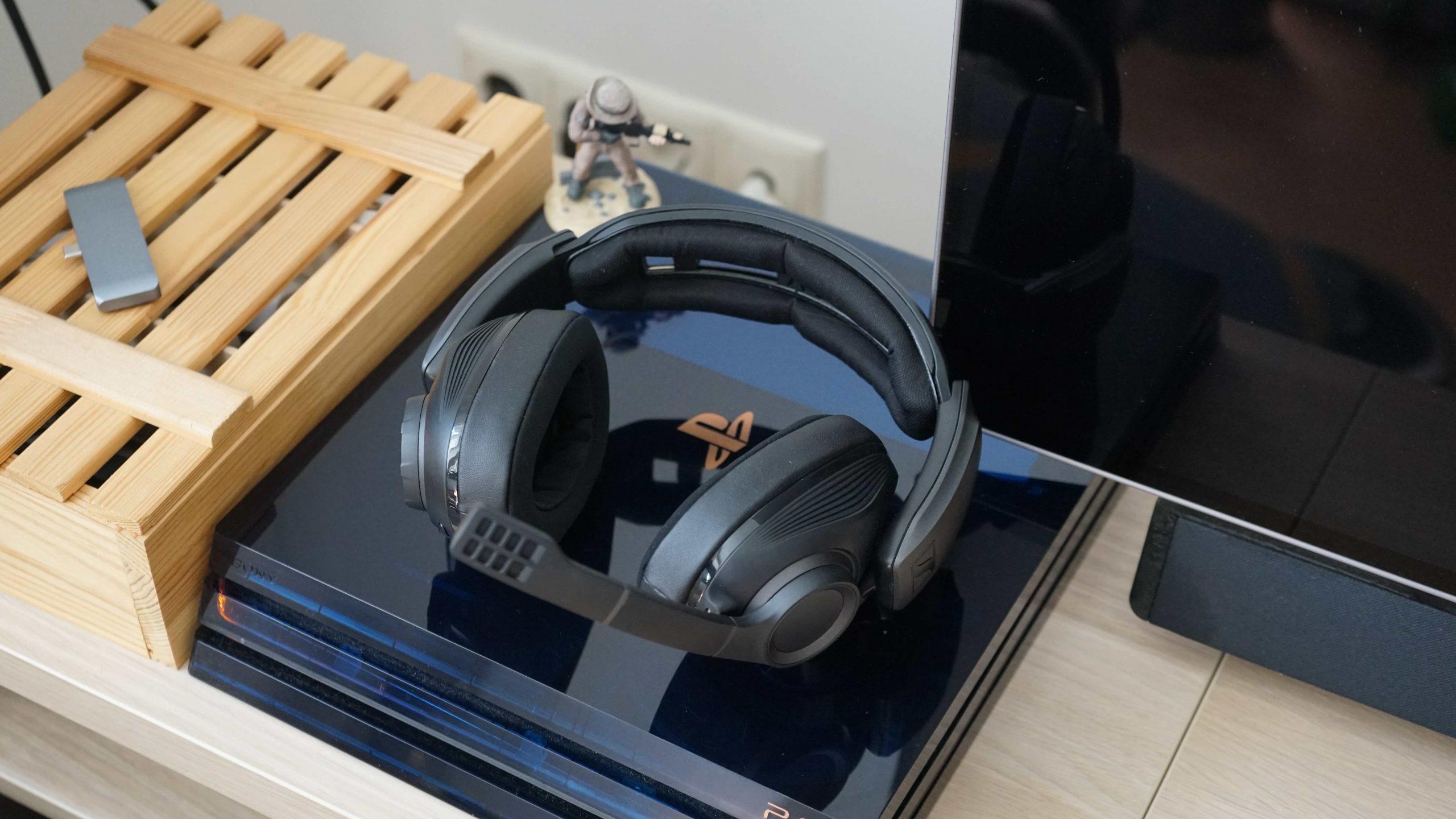 Sennheiser GSP 670 Gaming Headset Review