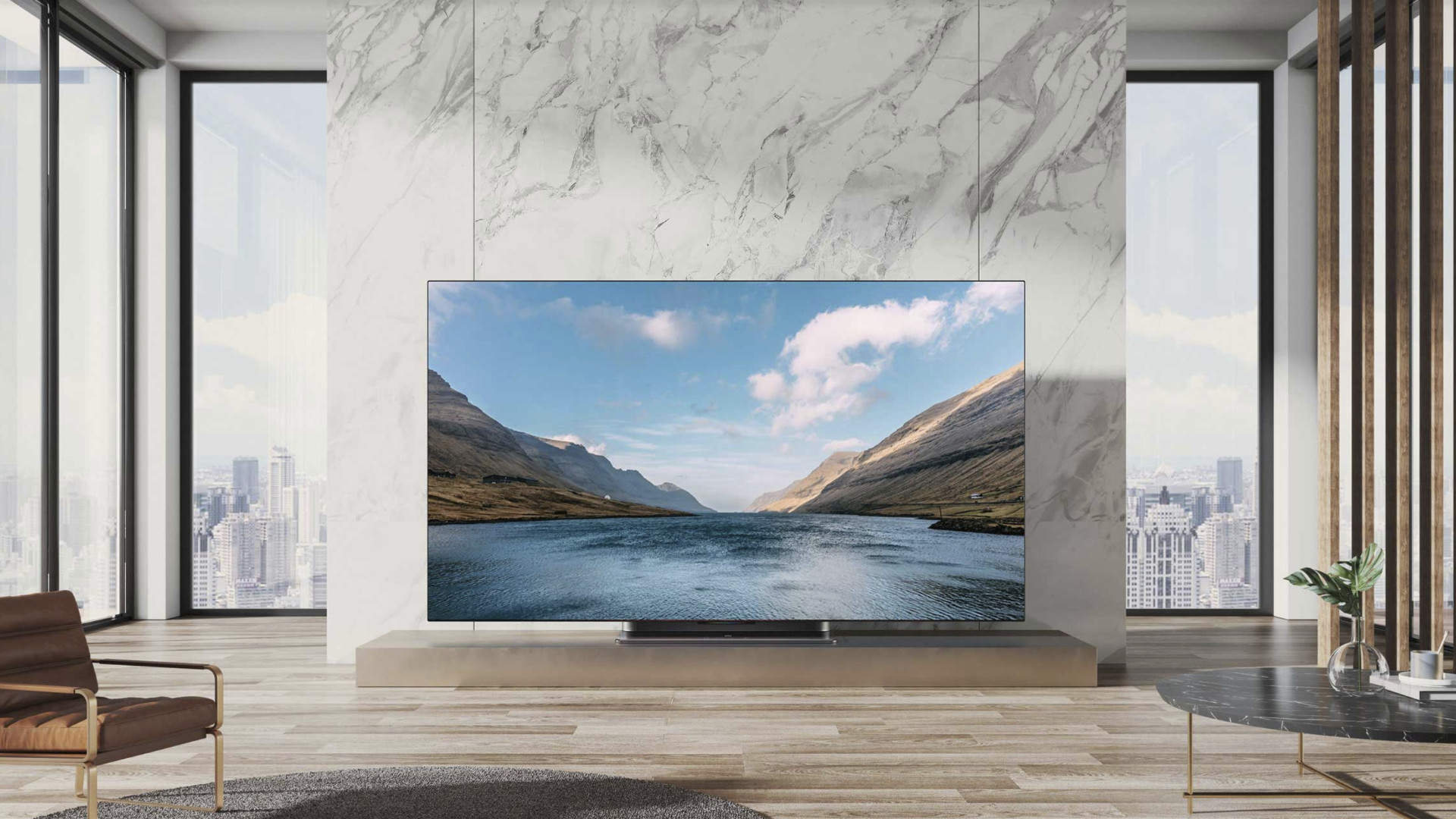 Xiaomi представила флагманский 65-дюймовый OLED-телевизор — Mi TV Master - Wylsa.com