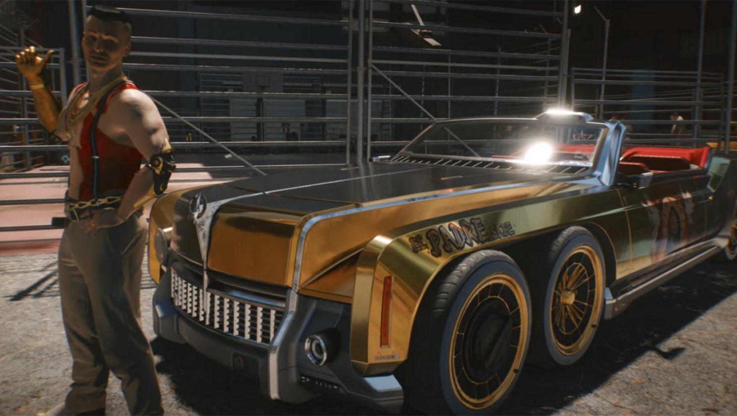 cyber car 3