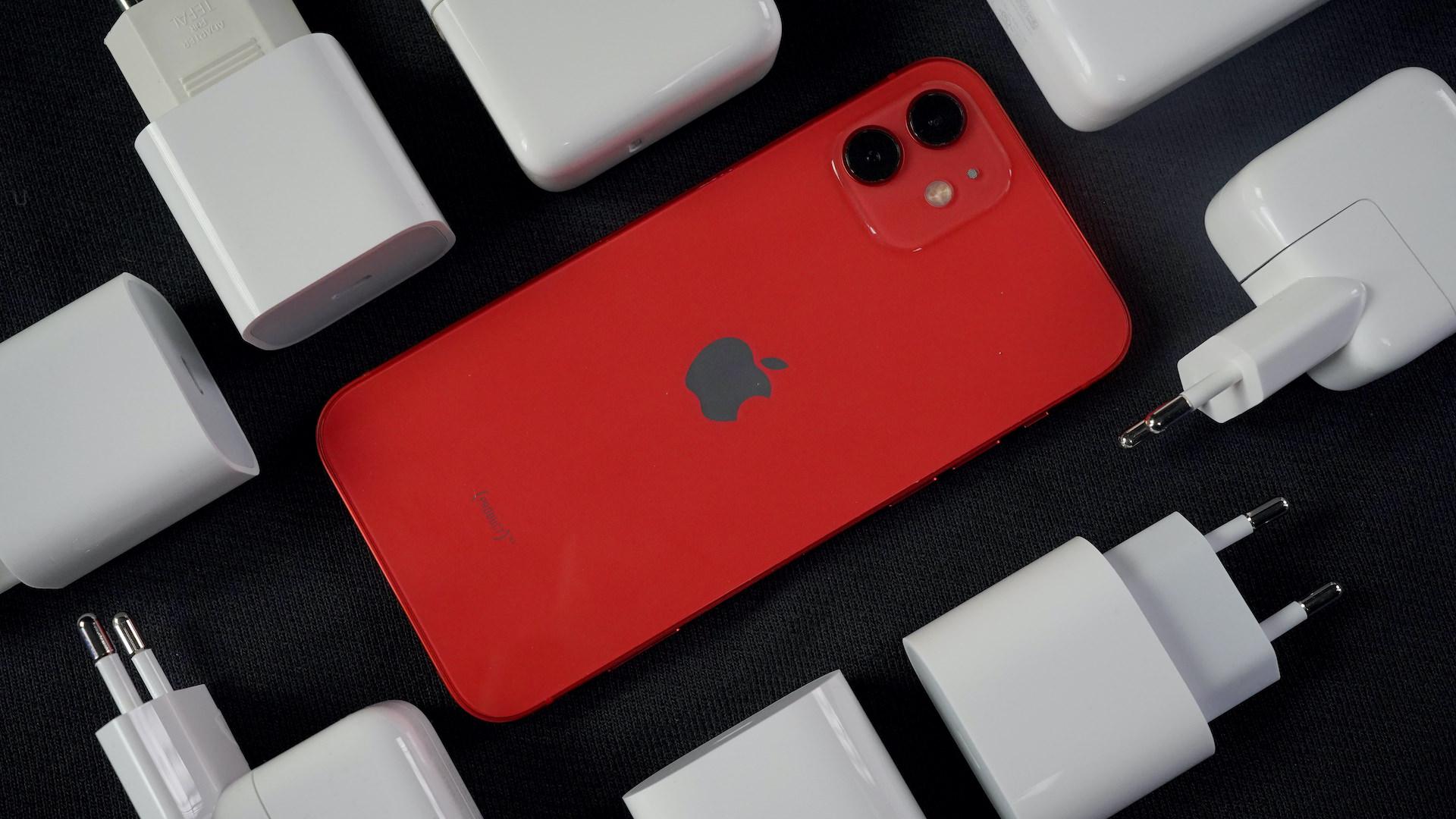 Как просто и очень быстро заряжать iPhone 12