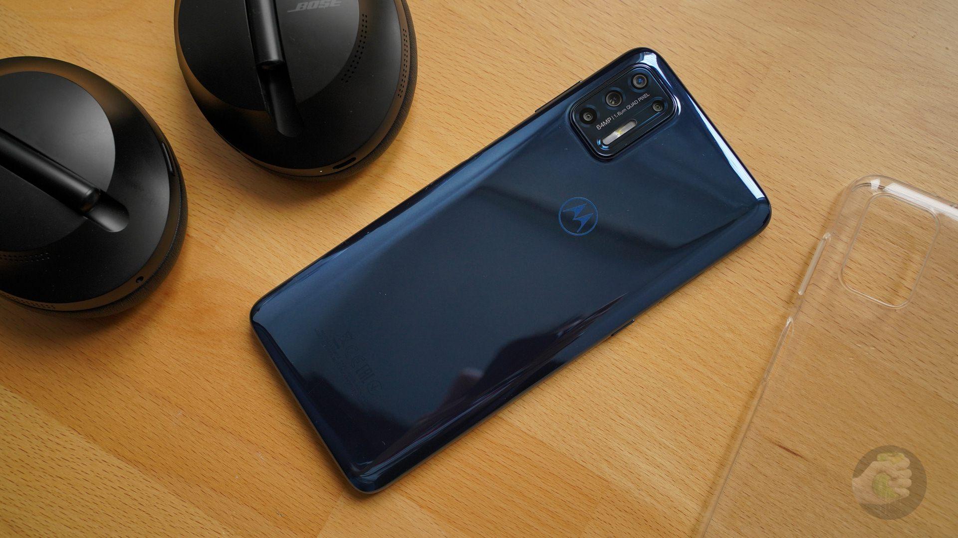 Смартфон Motorola G9 Plus