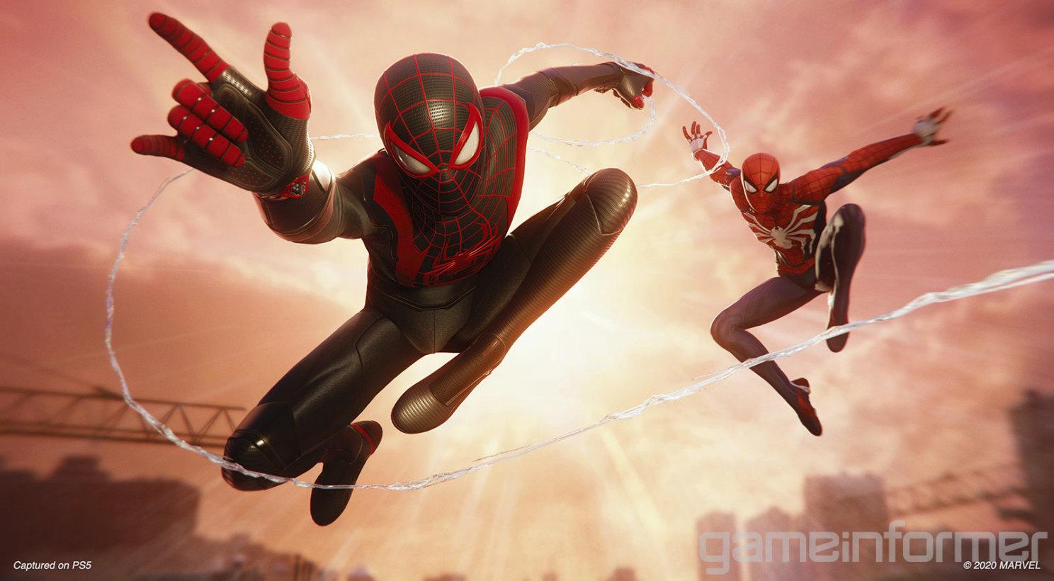 spider man ps5 2