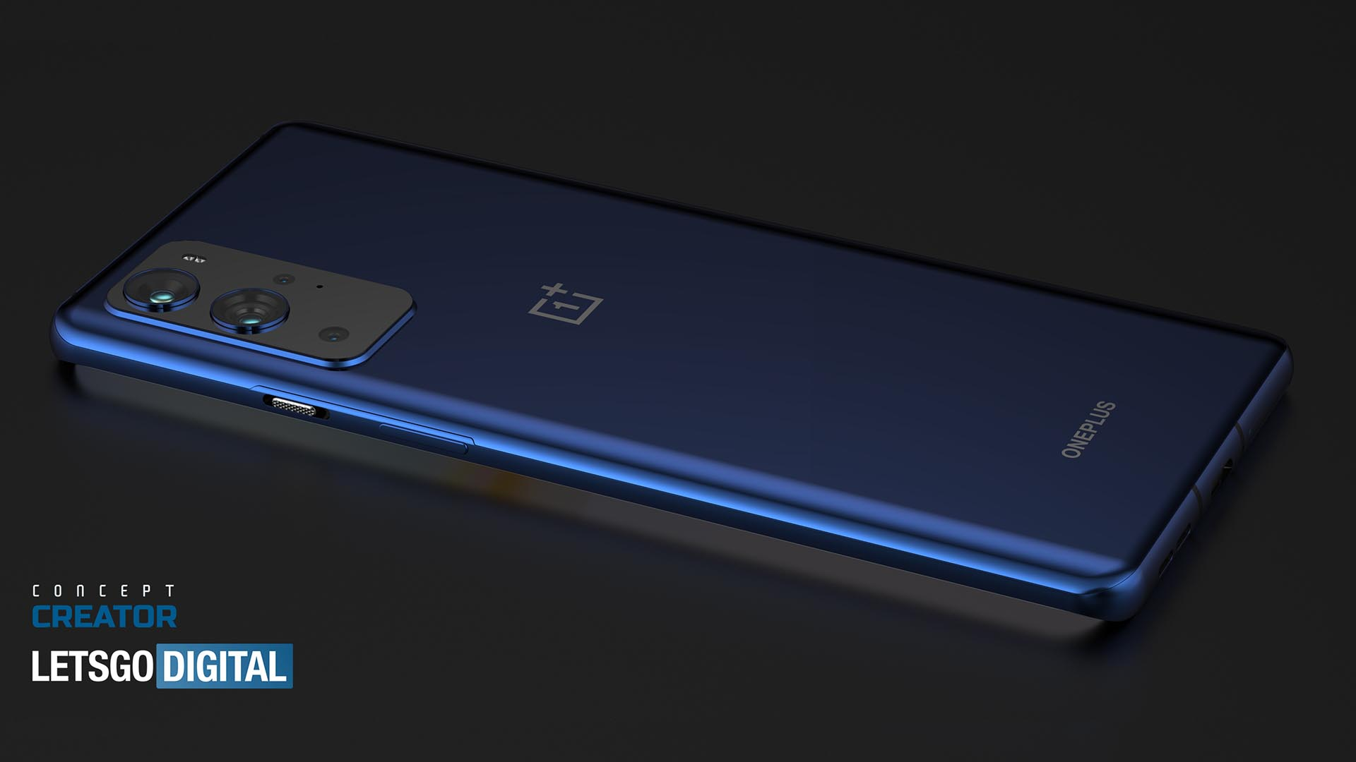 Видео дня: рендер OnePlus 9 Pro