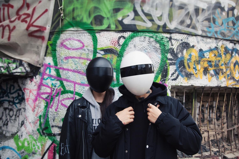 Вещь дня: футуристичная защитная маска Blanc Mask